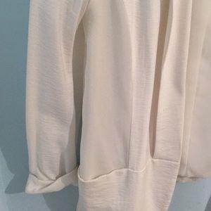 LC Lauren Conrad Jackets & Coats - Lauren Conrad white blazer
